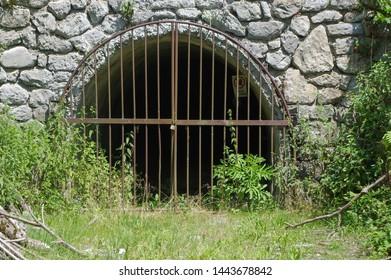 Antic mine in Val Seriana italy