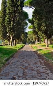 antic road in Rome, Via Appia Antica