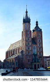 Antic temple in Krakow