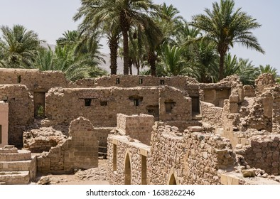 Antick walls of Mamluk Castle or Aqaba Fort Jordan. Fortress was built by Crusaders in the 12th century - Shutterstock ID 1638262246