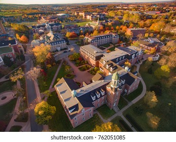 Antigonish, Nova Scotia Fall Foliage (St. Francis Xavier University)