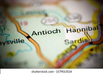 Antioch Map Images, Stock Photos & Vectors | Shutterstock