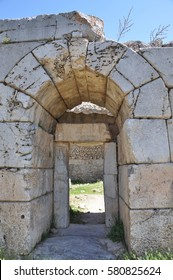 Antioch of Pisidia - ancient city in Asia Minor