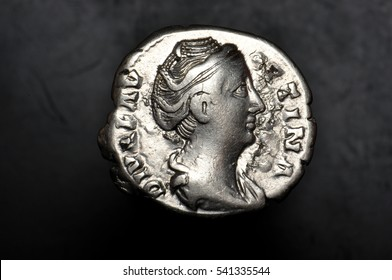 antiq coins Daiva Faustina