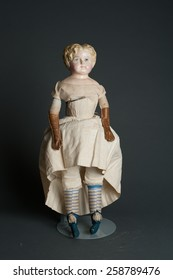 Antique Bisque Doll