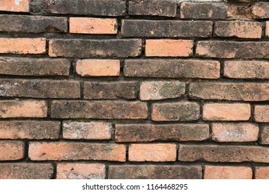 antique brick in the wall