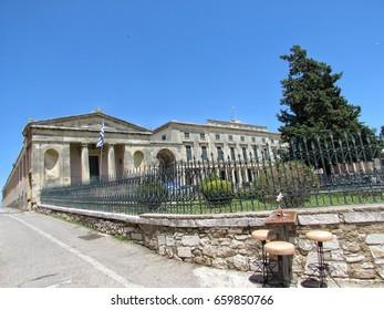 Antique buildings