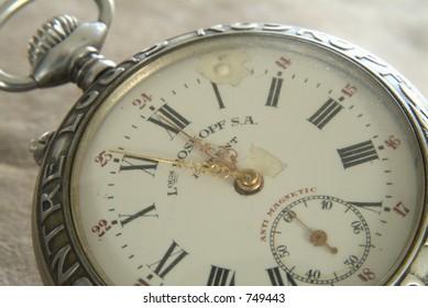 Antique clockwork