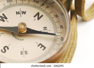 antique compass face 2