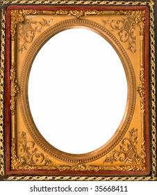 ANTIQUE DAGUERREOTYPE HALF CASE PICTURE FRAME