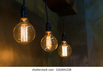 Antique decorative tungsten filament lamp for interior lighting bulbs vintage style decoration contemporary