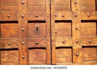 antique doors in Italy