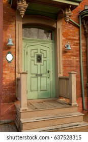 Antique Doors in Toronto, Canada