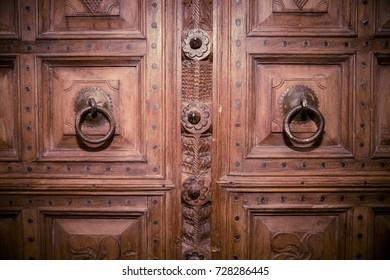 Antique Indonesian Wood Carved Entrance Doors & Indonesian Door Images Stock Photos u0026 Vectors | Shutterstock