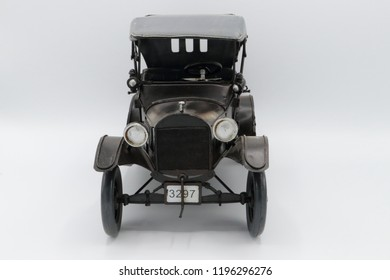 Antique model car