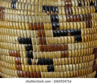 Antique Nez Perce native American pattern