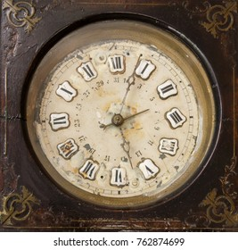 antique old clock