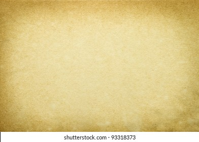 Antique paper with circular gradient for background