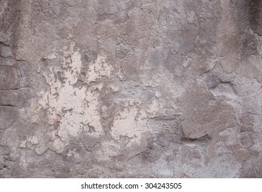 Antique street textured wall from stone in Rome