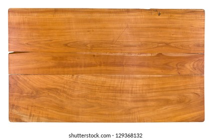 Antique tabletop made of cherry wood