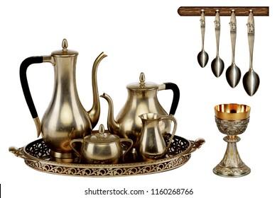 Antique Tableware Equipment