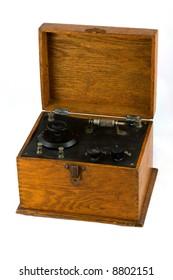 Antique Wireless Crystal Set