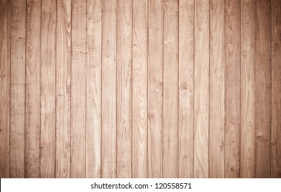 Antique wood panels used as background