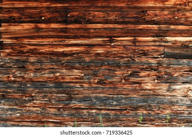 Antique wooden panels background