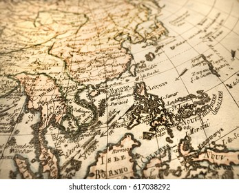 World map antique asia stock photo royalty free royalty free antique world map southeast asia gumiabroncs Image collections