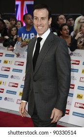 Anton du Beke arriving for the 2011 Pride Of Britain Awards, at the Grosvenor House Hotel, London. 04/10/2011 Picture by: Steve Vas / Featureflash