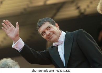 Antonio Banderas at the premiere of 'The Skin I Live In' during the 64th Cannes International Film Festival on May 19, 2011 in Cannes, France.