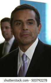Antonio Villaraigosa at the 2005 BET Awards held at the Kodak Theater in Hollywood, USA on June 28, 2005.
