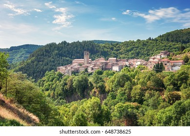 Antraigues-sur-Volane is a French commune in the Ardeche department in the Auvergne-Rhone-Alpes region of southern France.