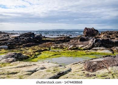 Antrim Coastline, Nr Ballycastle, Antrim, Northern Ireland