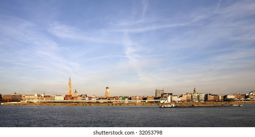 antwerp city