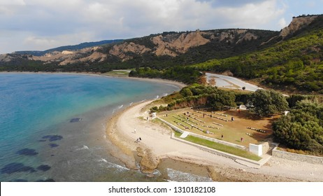 Anzac Cove is a small cove on the Gallipoli peninsula in Turkey. It became famous as the site of World War I landing of the ANZACs on 25 April 1915.