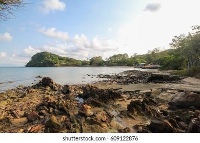 Aow-Yang-Beach - Amphoe Laem Sing, Chanthaburi, Thailand
