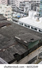 Apartement building in Tsim Sha Tsui (Kowloon - Hong Kong)