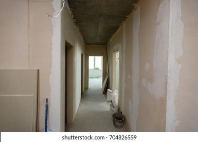 apartment before renovation