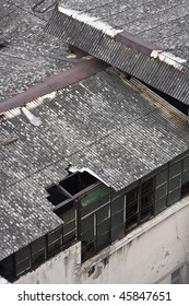 Apartment building in Tsim Sha Tsui (Kowloon - Hong Kong)
