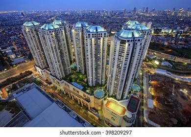 Apartment Central Park Location Jakarta Indonesia