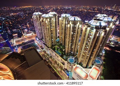 Apartment Central Park Location Jakarta Indonesia