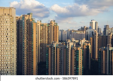 Apartment Houses in China / Shanghai