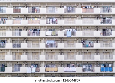 Apartment image of the house in Tokyo