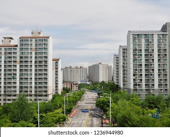 Apartment in Korea Cheongju City
