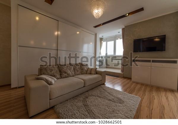 Apartment On Third Floor Stock Photo Edit Now 1028662501