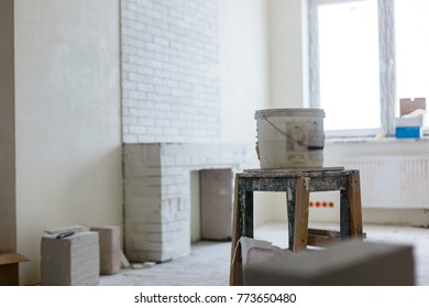 Apartment repair wall repair renovation house renovation home remodeling real estate repair