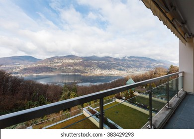 Mountain View Balcony Images Stock Photos Vectors Shutterstock