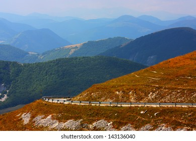 Apennines beauty taken in Italy on the Monte Cucco mountain