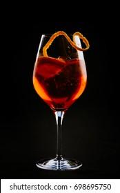 aperol spritz wine cocktail prosecco